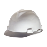 V-Gard® Standard Slotted Caps w/1-Touch® Suspension (White)