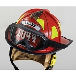 MSA/Cairns 1044 Fire Helmet with ESS Goggle