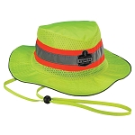Ergodyne Chill-Its 8935CT Evaporative Class Headwear Hi-Vis Ranger Hat with CT