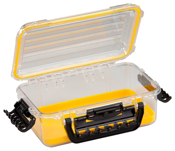 Guide PC 3600 size Field Box - Medium - Yellow