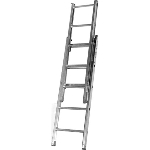Comination Step & Extension Ladder
