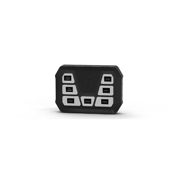 Mini Controller on Led Emergency Light Circuit