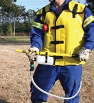 Scotty Water Vest with Pump-Water Pump