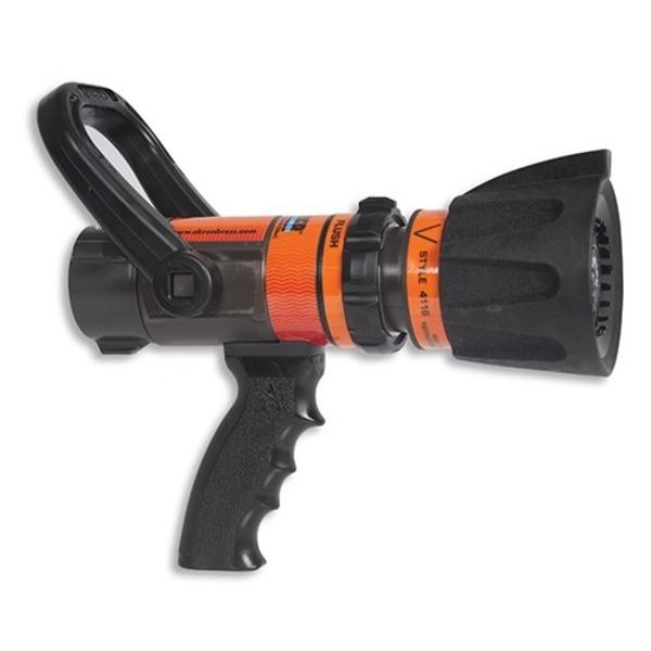 Akron quot provenger fg fire hose nozzle with pistol grip