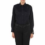 5.11 Women's Twill PDU Class-A Long Sleeve Shirt