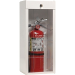 Surface Mount Cabinet for 17 lb, 20 lb, & 2 1/2 gal Extinguishers