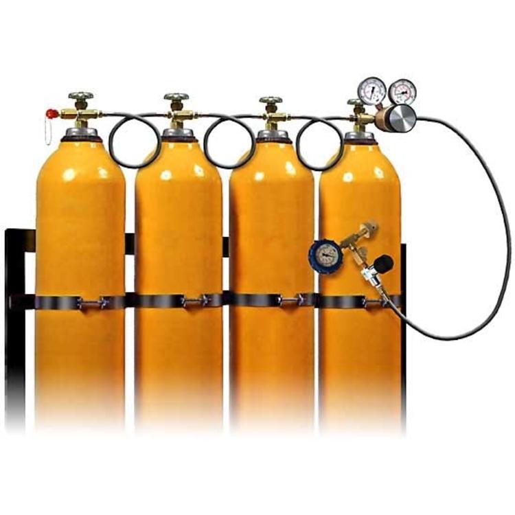 4500psi Cascade Tanks Firefighter Equipment Fire Pumps