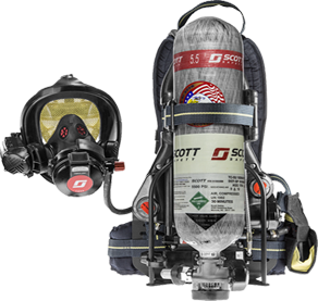 Scott X3 Scott Breathing Apparatus Air Pak X3 Scba