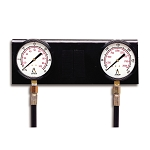 Akron 3 1/2'' Test Gauge Kit for Style TGK-3