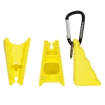 Breakthrough Wedge 3 Packs, Yellow