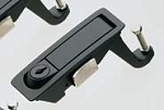 Southco Latch Adjustable Lever, Non Locking - Flush Action