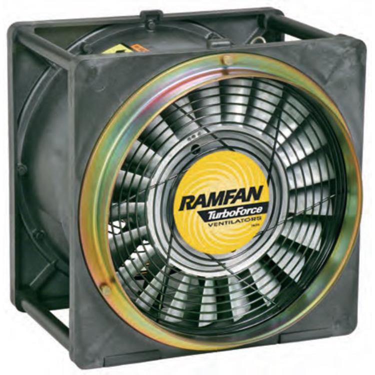 Intrinsically Safe Electric Fans : Euramco quot hazardous location intrinsically safe motor blower
