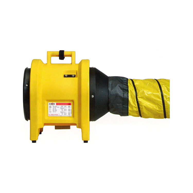 Confined Space Blower : Euramco quot confined space high volume blower exhauster