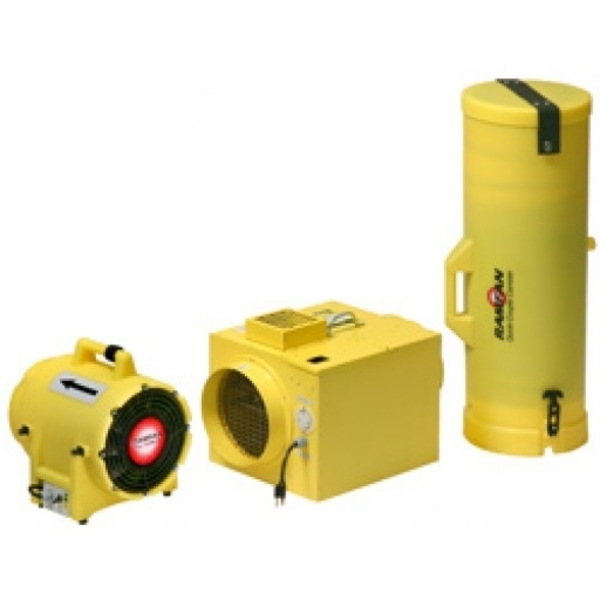 Heat Duct Blower : Euramco in line blower heater system with duct