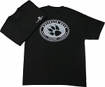 Large Wolfpack Gear Black & White T-Shirt