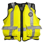 Mustang Survival High Visibility Industrial Mesh Vest