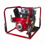 CET 19hp High Pressure/High Volume Diesel Powered Pump