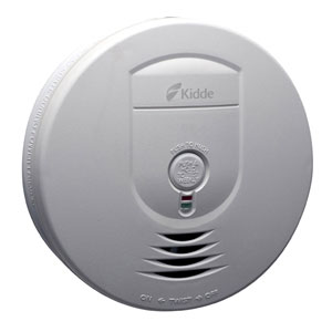 wireless ionization smoke alarm ac dc interconnectable home safety smoke detectors fire. Black Bedroom Furniture Sets. Home Design Ideas