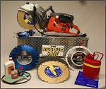 Super Mega II Rescue Saw Kit