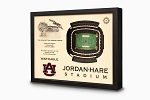 Stadium Views; Wall Art Series; Football; Auburn Tigers