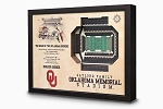 Stadium Views; Wall Art Series; Football; Oklahoma Sooners