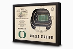 Stadium Views; Wall Art Series; Football; Oregon Ducks