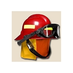 Phenix  First Due Series NFPA Compliant with Paulson ATAC Goggles