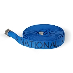All-American Hose 8D Polyester Double Jacket Attack Hose, 50' Length