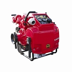 CET Tohatsu 55hp High Pressure/High Volume Fire Pump