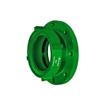 Kochek FGF-150 Carbon Steel Flanges x Rocker Lug Female - Color K-Coat