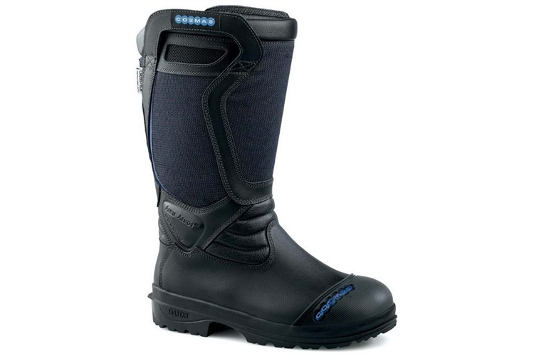 leather boot vulcan boot firefighting boot