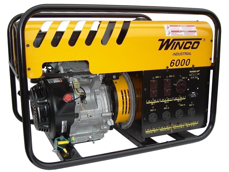 Generator Industrial Generator Fire Equipment Safety