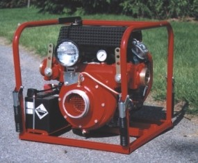 Honda 18hp High Volume Pump