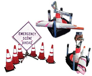 6 & 1 Emergency Traffic Management System