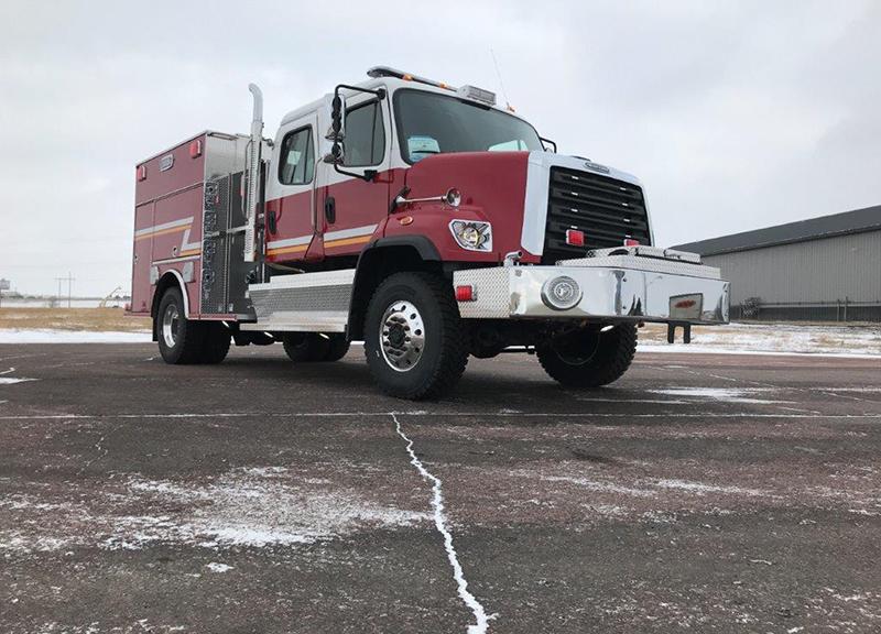 Ogallala Volunteer Fire Department