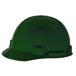 SmoothDome Cap w/ 4-Point Fas-Trac, Green