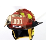 Cairns 1010 Structural Firefighting Helmet