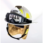 MSA/Cairns 1010 Fire Helmet with ESS Goggle
