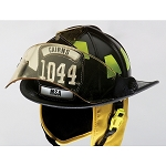 Cairns 1044 Traditional Structural Firefighting Helmet