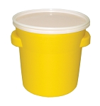 20 Gallon Open Top Drum (lab pack) Yellow