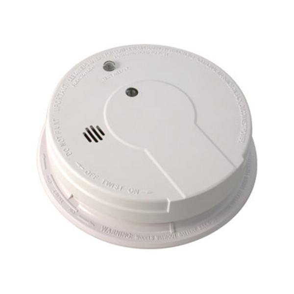 120v ac ionization smoke alarm with battery backup home. Black Bedroom Furniture Sets. Home Design Ideas