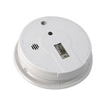 Interconnect Ionization Smoke Alarm w/Exit Light