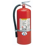 Badger™ Standard 10 lb ABC Fire Extinguisher w/ Wall Hook