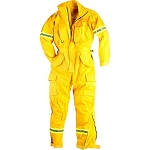 Fireline Wildland Jumpsuit, 9oz Indura Cotton or 6oz Nomex IIIA