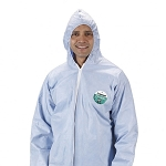 Lakeland Pyrolon XT Coverall with Attached Hood