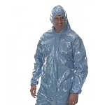 Lakeland Pyrolon CRFR .5 Mil Coverall without Boots, 12/Case