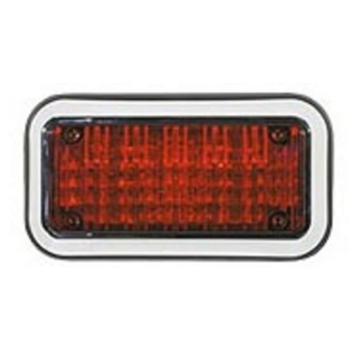 3 X 7 Led Perimeter Lighting Emergency Lights Warning