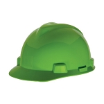 V-Gard Standard Slotted Cap w/ Fas-Trac Suspension, Green