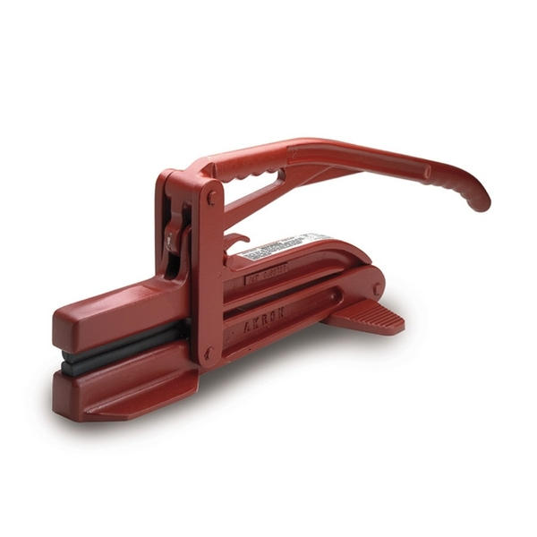 akron hose clamp with mounting bracket. Black Bedroom Furniture Sets. Home Design Ideas