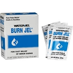 Water Jel Burn Jel, 25/box